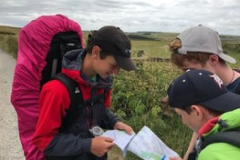 Duke of Edinburgh Silver Award Trip