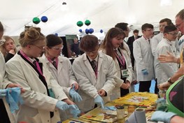 Students enjoy STEM Festival at Plymouth University