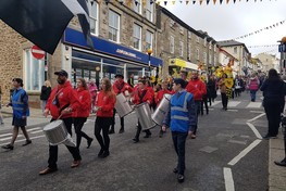 St Piran's Festival Parade