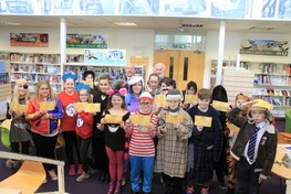 World Book Day at Redruth