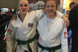 National Judo Success
