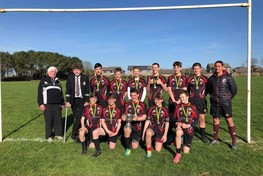 Under 14s Rugby Success Continues