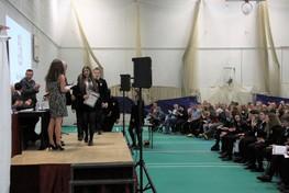 KS4 Presentation Evening-Celebrating Student Success