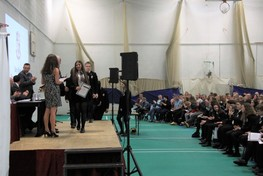 KS4 Presentation Evening-Celebrating Student Success