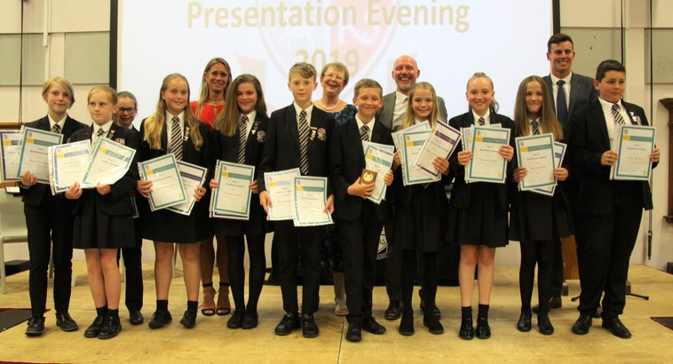 KS3 Presentation Evening