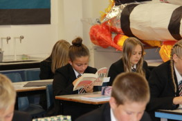 Reading Revolution at Redruth School