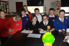 Primary STEM Day at Redruth School