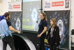 STEM Roadshow Thrills for KS3