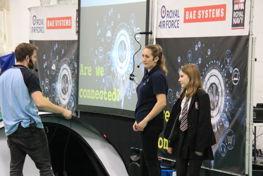 STEM Roadshow Thrills for KS3