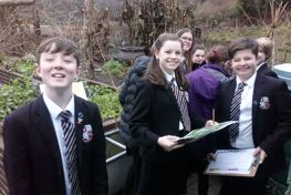 Geography Students Excel at Eden