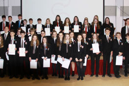 Duke of Edinburgh Award Success