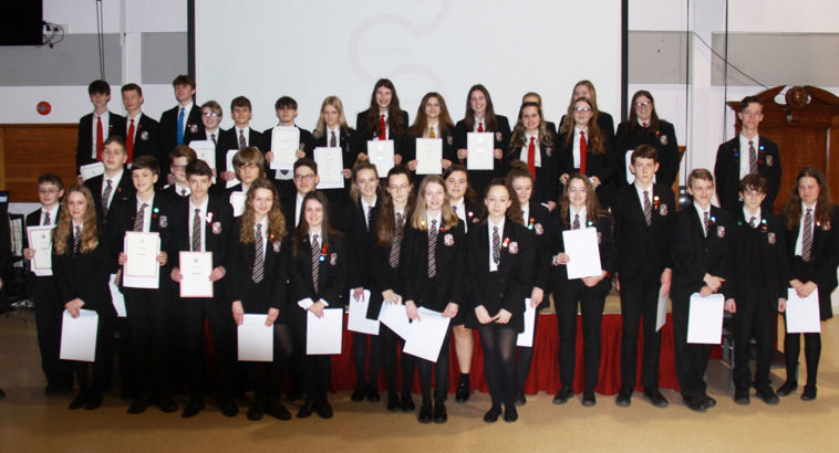 Duke of Edinburgh Award Success