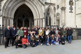 Historians Explore London