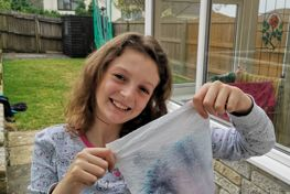 Science Experiment Excitement at Home