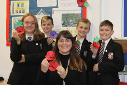 Redruth School Remembers