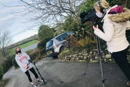 Student Talks to ITV about Year 11 Changes