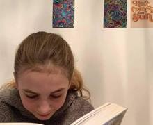 Reading from home