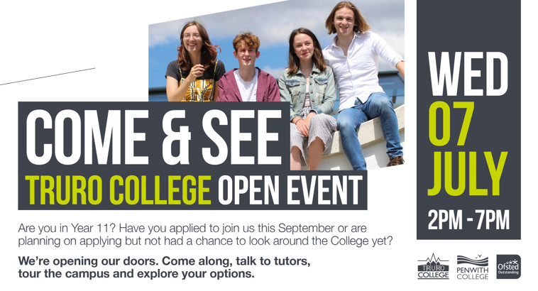TC come and see open event